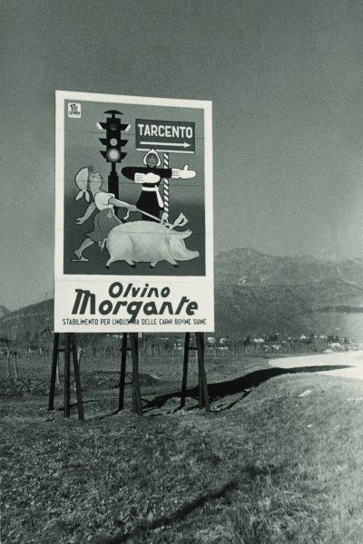 Cartello Olvino Morgante