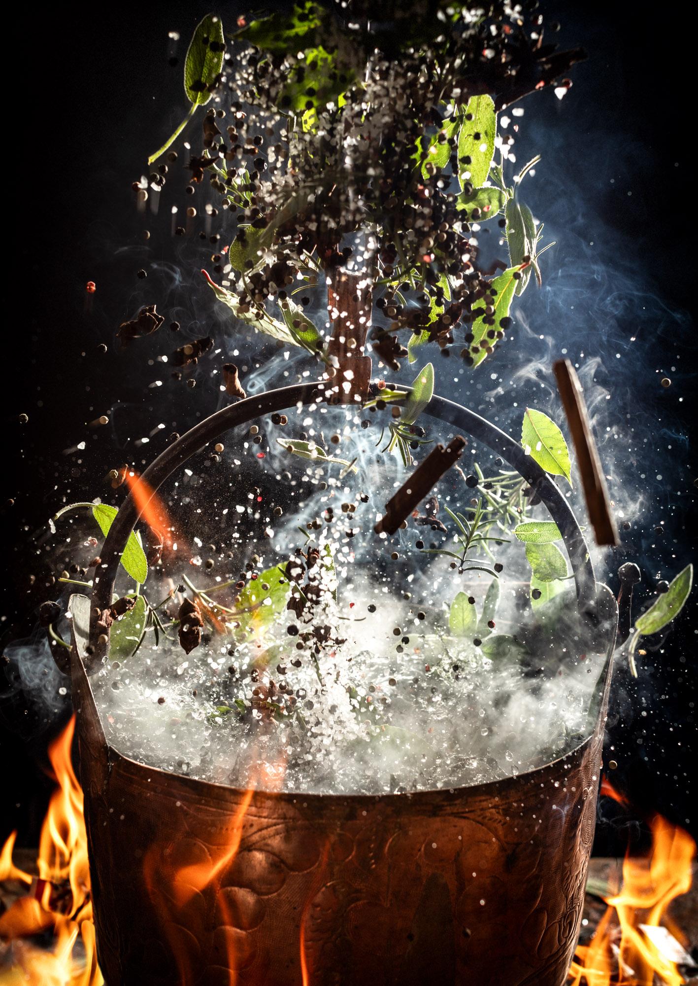 Salumi Morgante - Boiling